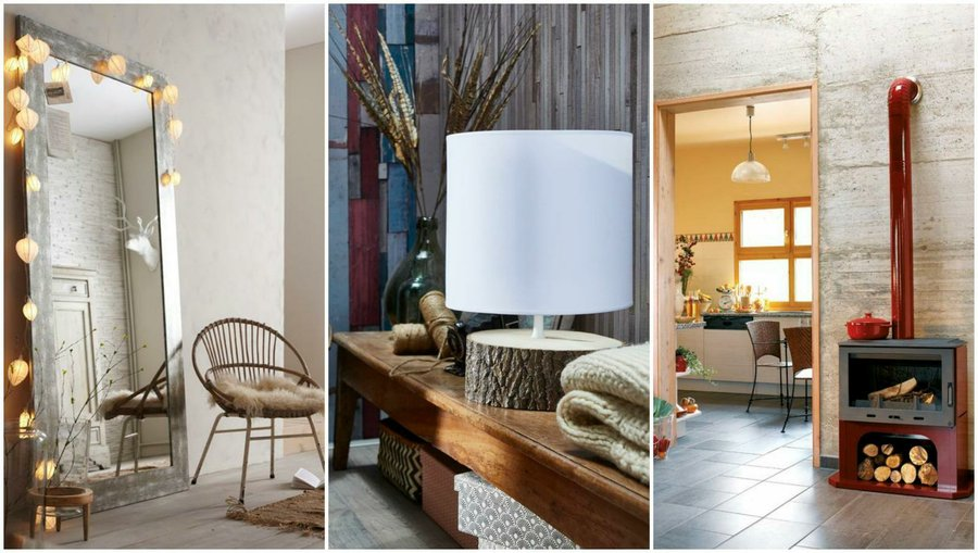 ¡Consigue un hogar cálido y acogedor con los detalles más económicos!