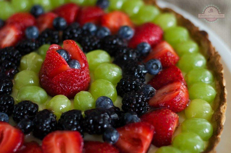 7 postres con frutas sencillos y deliciosos cocina - Postres con frutas faciles ...