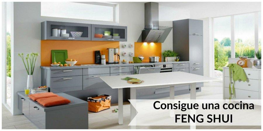 Consejos feng shui para una cocina en armon a decoraci n for Elementos cocina