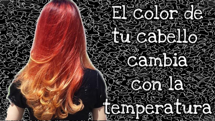 Cambiar el color del pelo sin tintes
