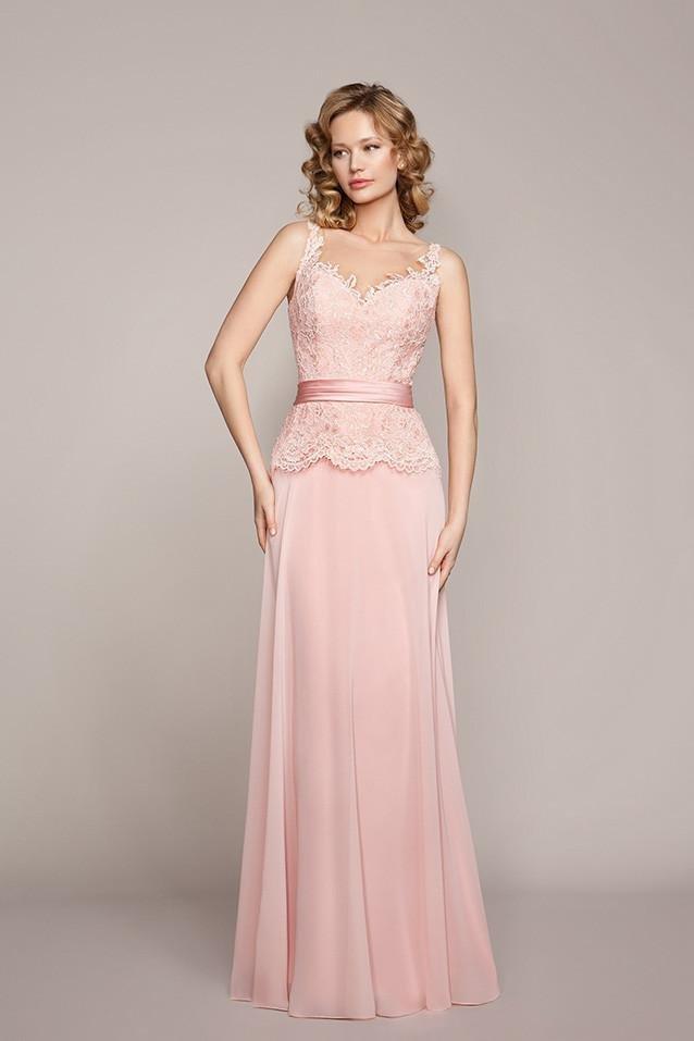 Hermosa Vestido De Novia Anna Campbell Utilizado Viñeta - Ideas de ...
