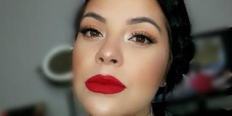 bac38c1fba Maquillaje elegante fácil y rápido Angela Garza