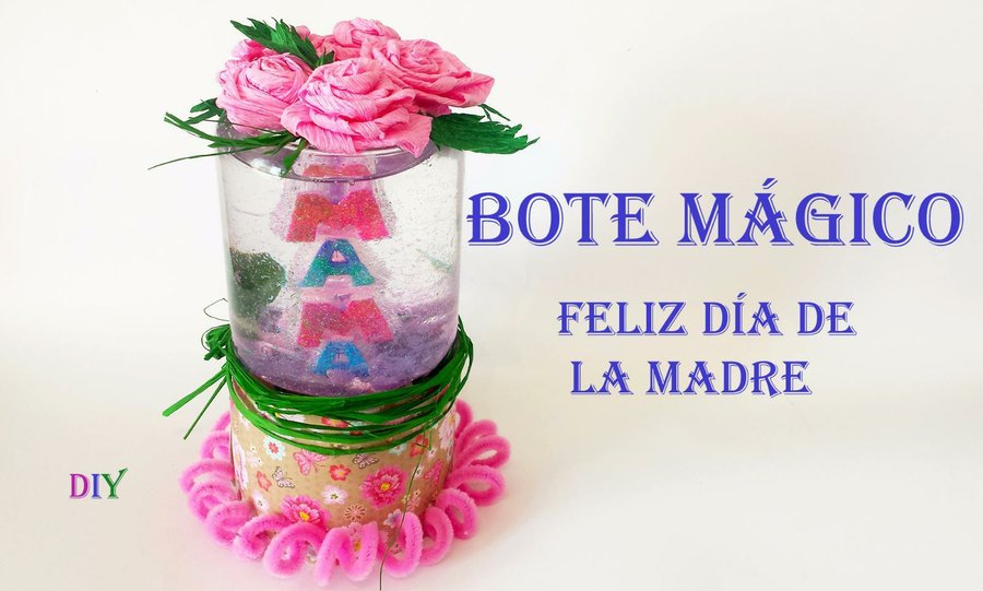 Más de 20 ideas diy para el día de la madre | manualidades.