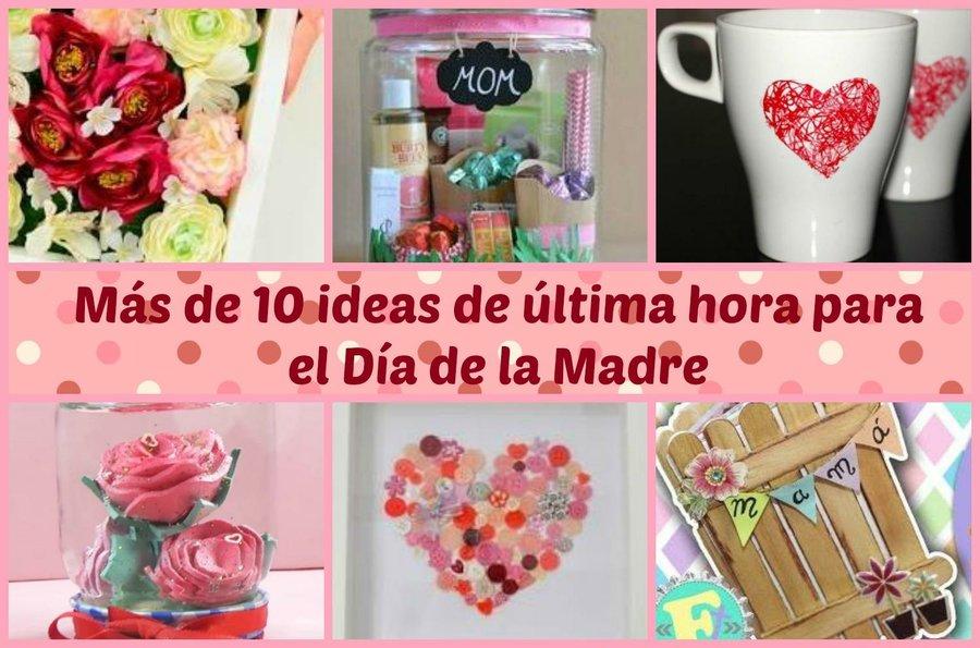 40 ideas de regalo para el día de la madre | manualidades.