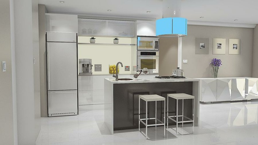 10 razones definitivas que harán que desees una cocina abierta en ...
