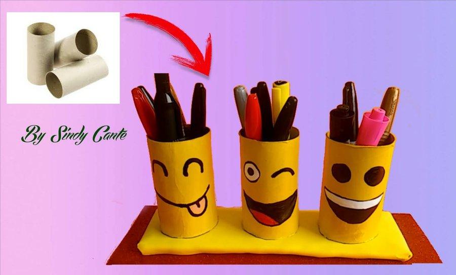11 manualidades emoji muy fciles que tienes que intentar Manualidades