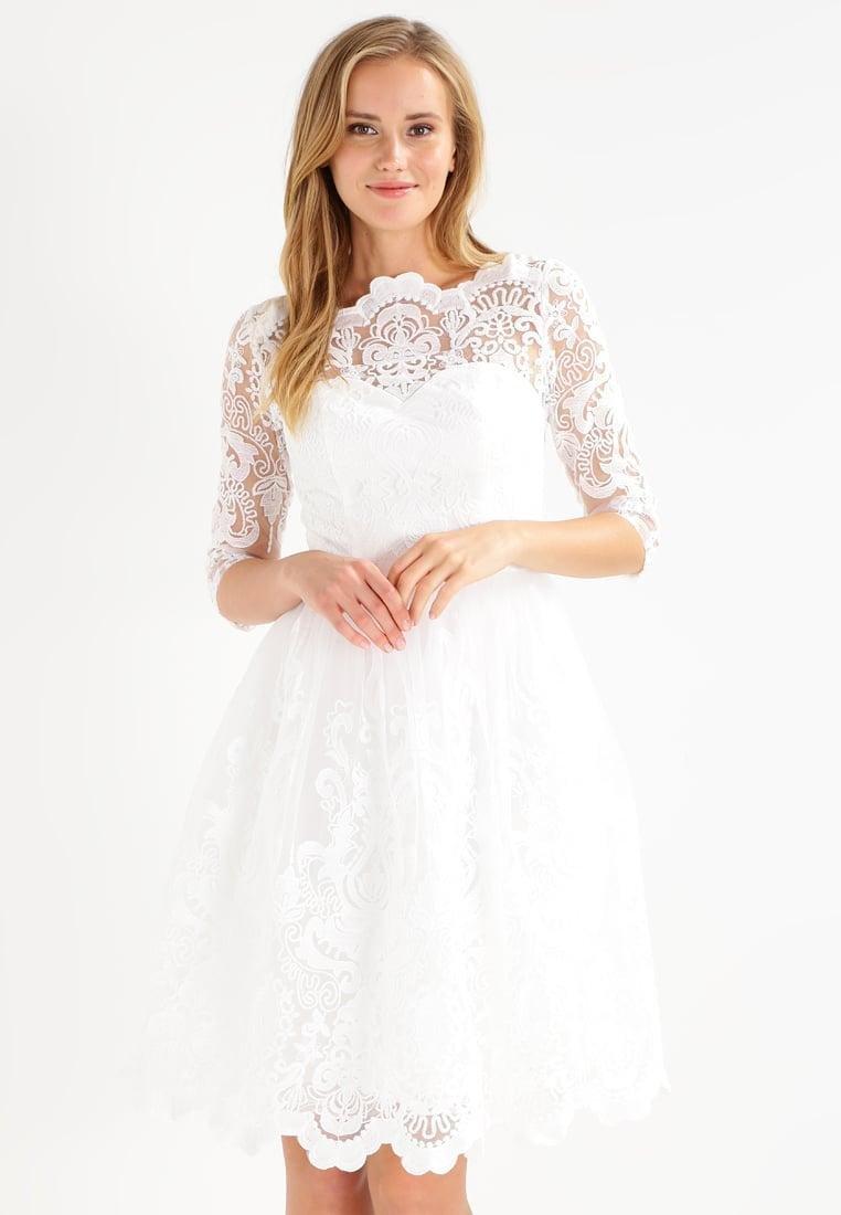 13 vestidos de novia low cost bodas. Black Bedroom Furniture Sets. Home Design Ideas