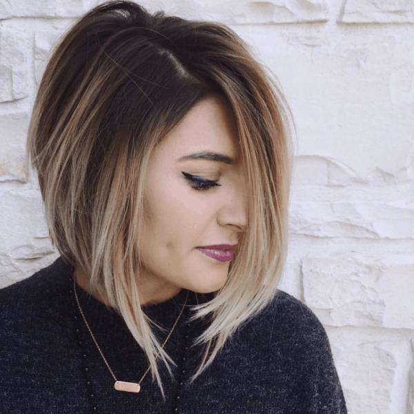 Peinados De Mujer Media De Melena Caída Belleza