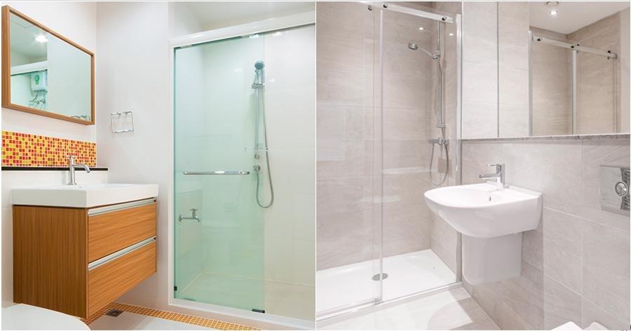 Imagenes banos pequenos - Platos de ducha pequenos ...