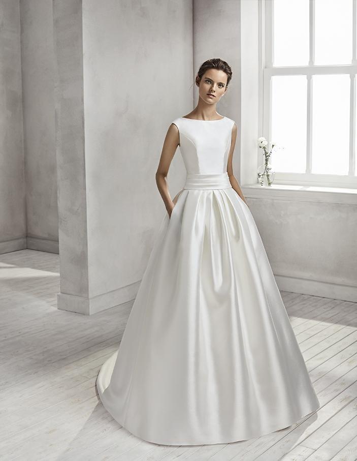 Vestidos novia para niೢѡ