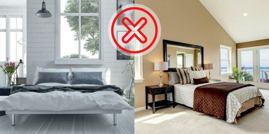C mo colocar la cama seg n el feng shui decoraci n for Como colocar los espejos segun el feng shui