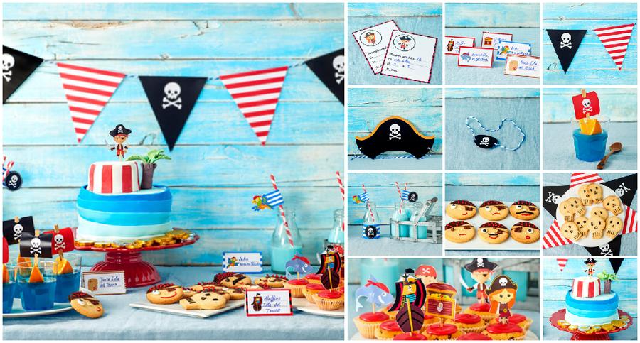 La fiesta pirata es la fiesta mejor! | Cocina