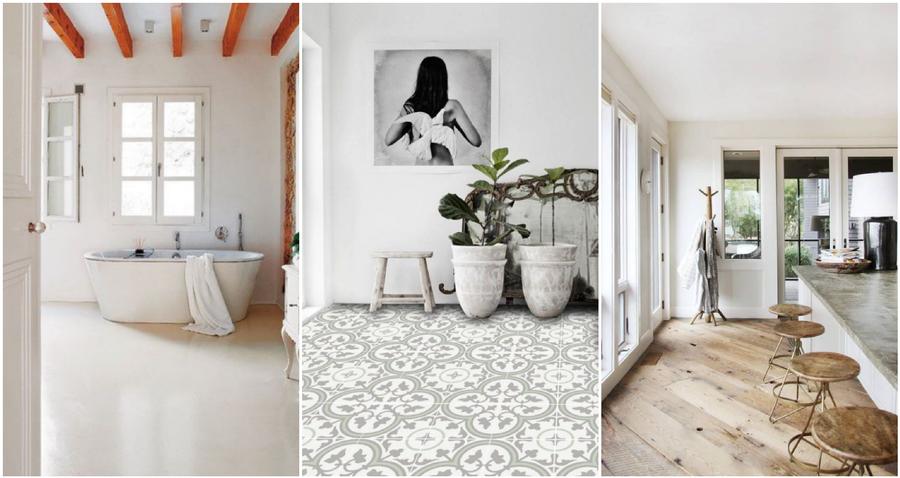 Cambia el suelo de casa invirtiendo justo el dinero que ten as pensado decoraci n - Tipos de suelo para casa ...