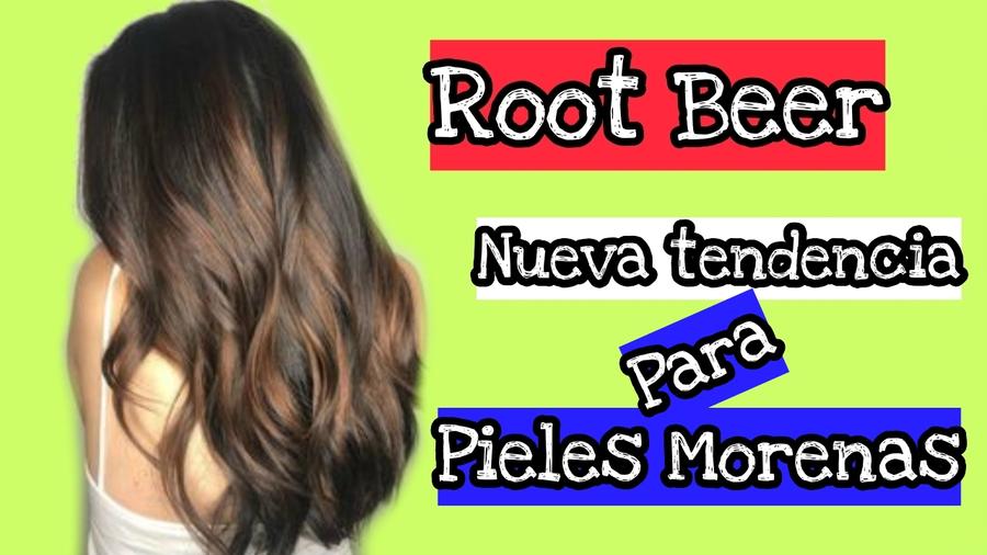 Root Beer: el nuevo color de cabello para pieles morenas | Belleza