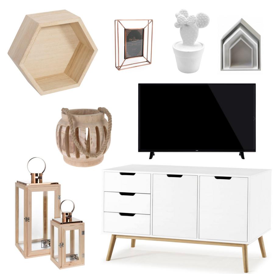 Vu lvete a enamorar del mueble de la tele decoraci n - La factoria del mueble ...
