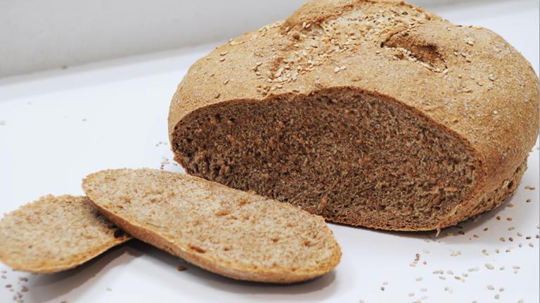 Pan integral espelta panificadora