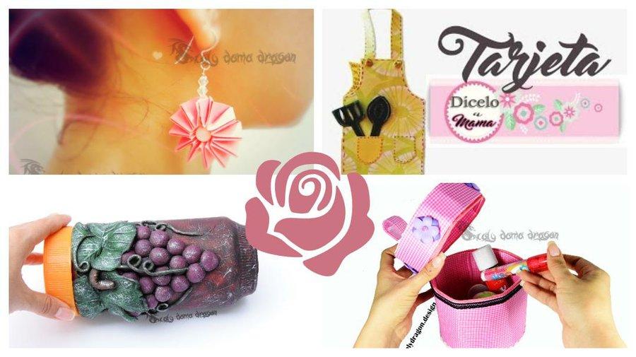 4 ideas de regalos para mam manualidades - Regalos para mama manualidades ...