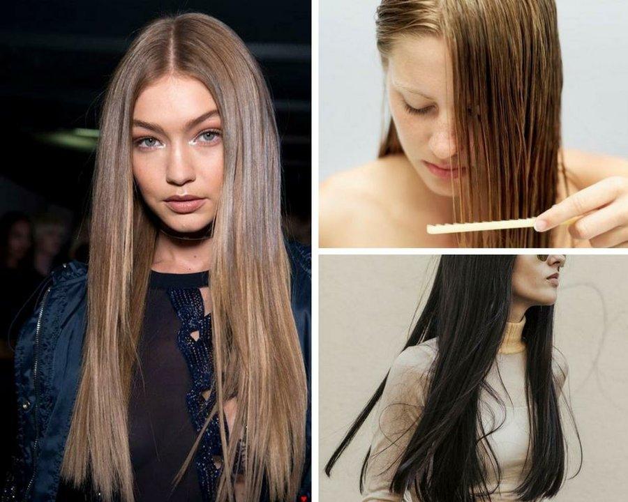 Métodos para alisar el cabello sin estropearlo 3920f7daeaf1