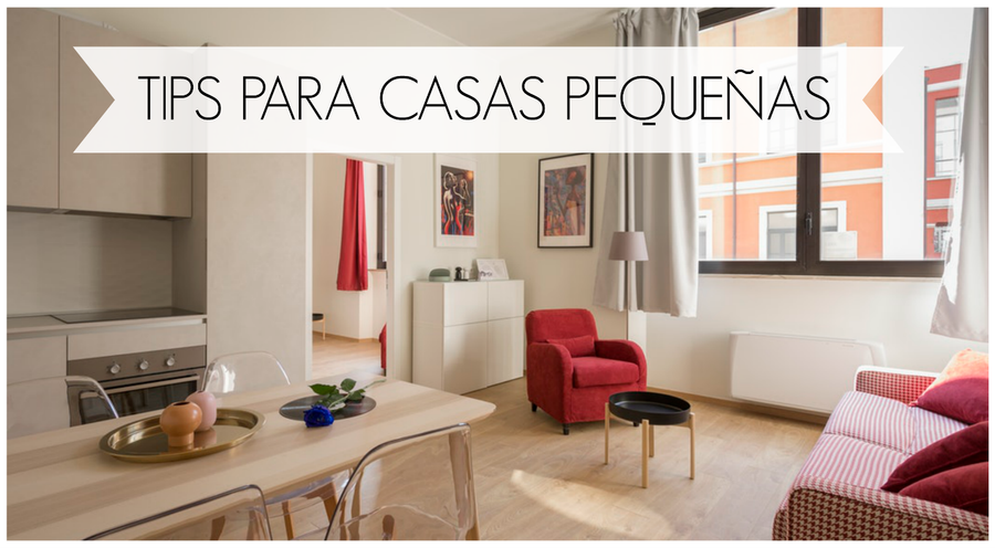 50 ideas para decorar una casa peque a decoraci n On ideas para amueblar una casa