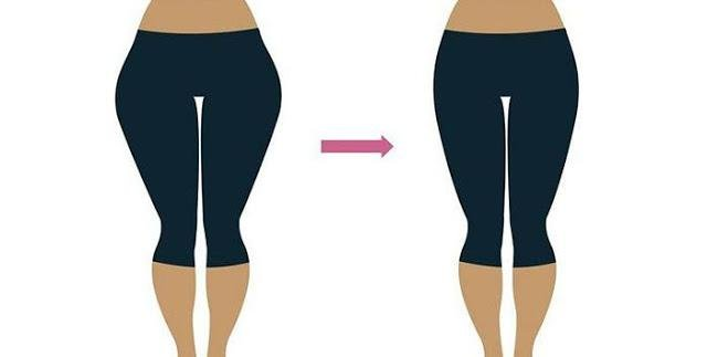 Regimen para adelgazar piernas