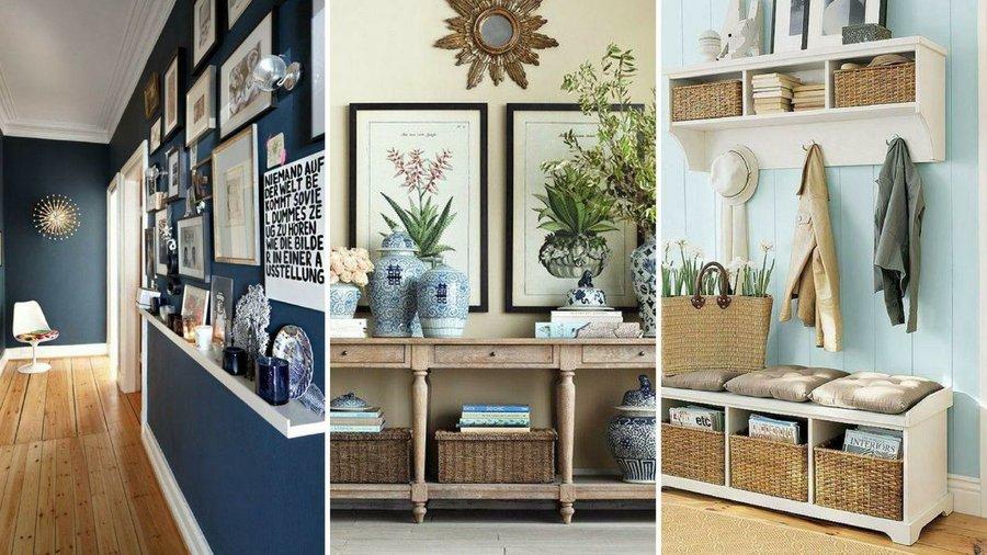 7d8f5dea297 Tips para organizar el recibidor de tu casa | Decoración