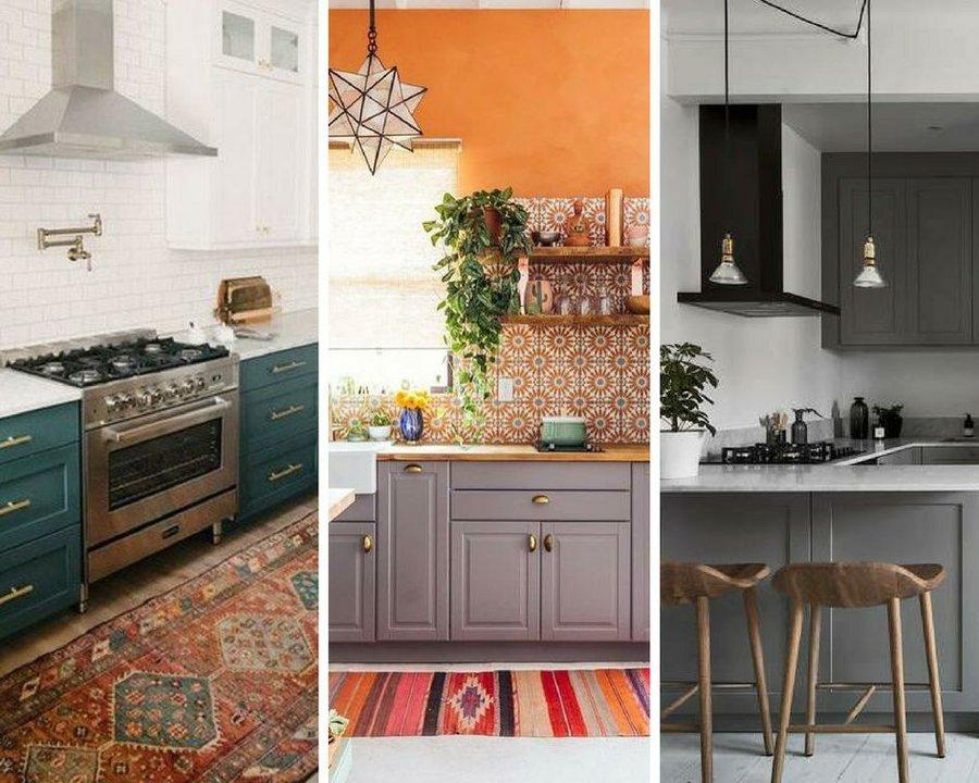 Detalles que enriquecen una cocina peque a decoraci n for Ideas decorativas para cocinas pequenas
