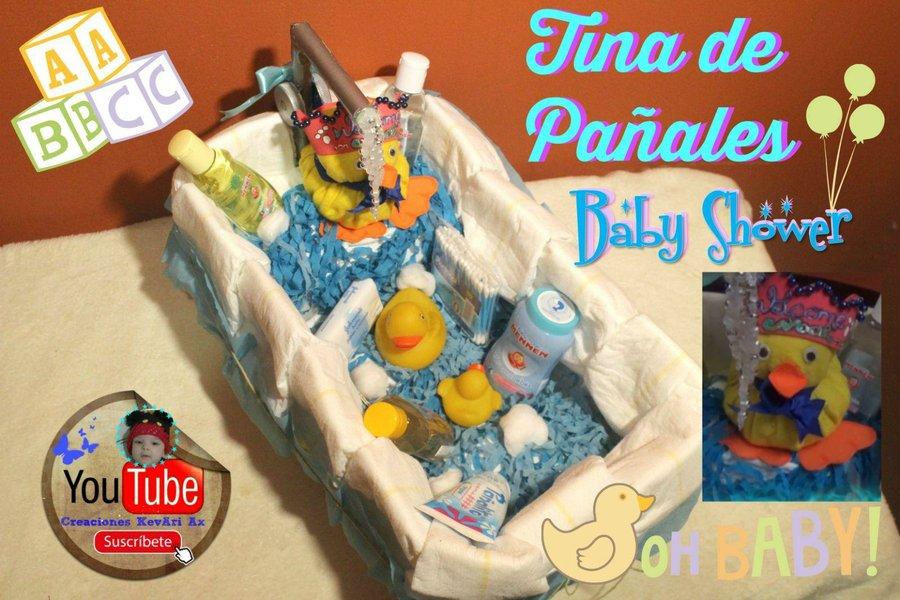 6ba63459c5c1 Bebé de pañales DIY: regalo baby shower | Manualidades