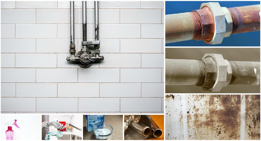 C mo eliminar el moho de los azulejos del ba o bricolaje - Como quitar el moho de los azulejos ...