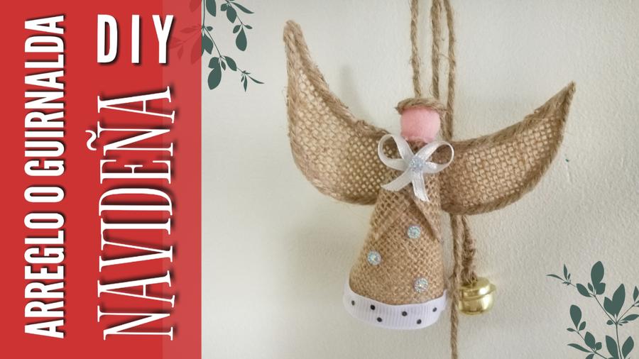 Diy arreglo navide o para puerta o pared adornos for Arreglos navidenos para puertas