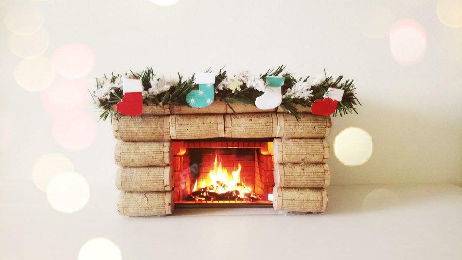 2 Ideas Para Decorar Con Corchos En Navidad Manualidades