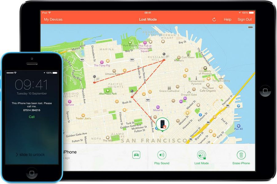 Rastrear Android en tiempo real