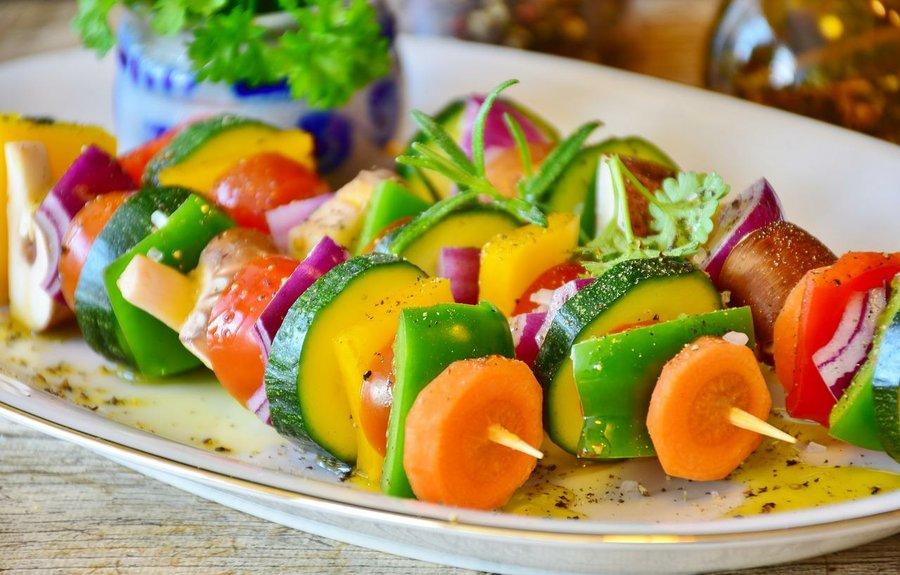 Saludable alimentos para cenar