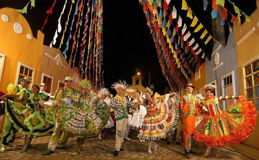 Los 4 mejores carnavales del mundo que no te puedes perder
