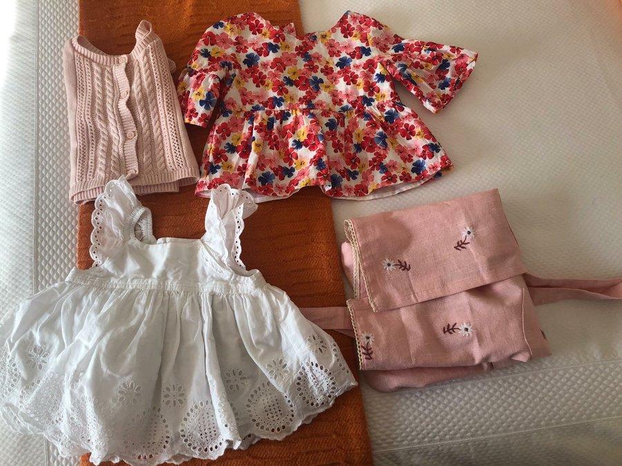 7ff8d555b Vestidos floreados para niñas