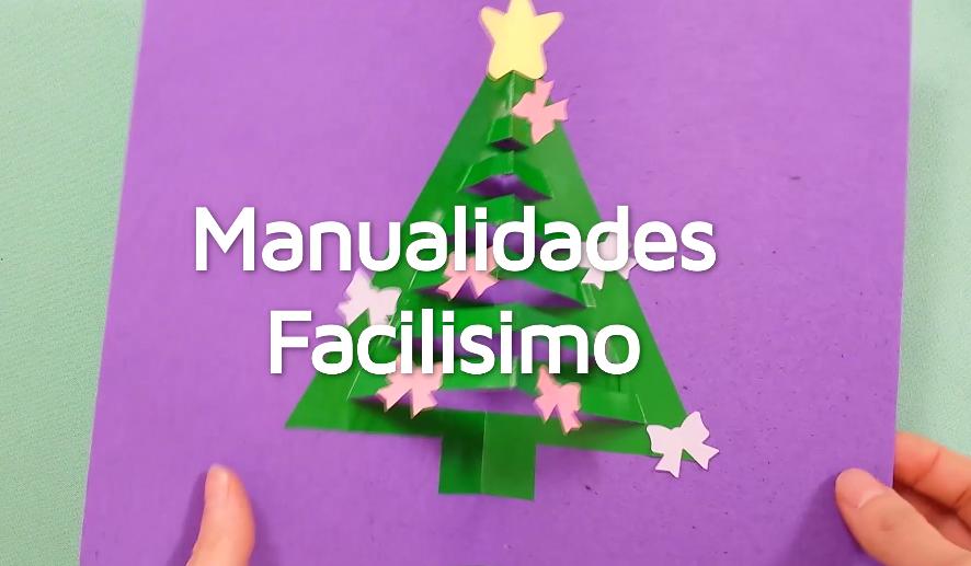 8 postales de navidad manualidades - Manualidades para hacer tarjetas ...