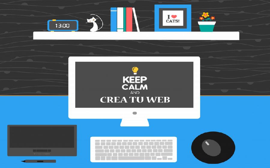 5199c94b6042c Crear una página web gratis o mejor de pago