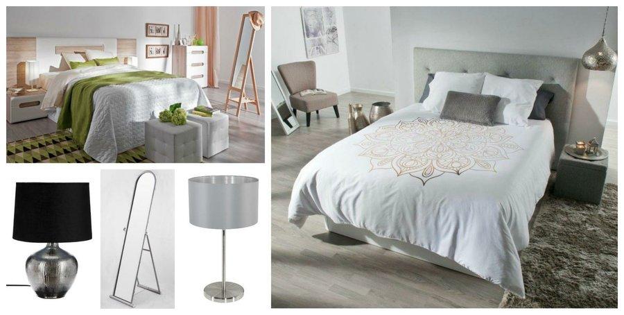 Ideas para decorar una casa de alquiler decoraci n for Espejos pie conforama