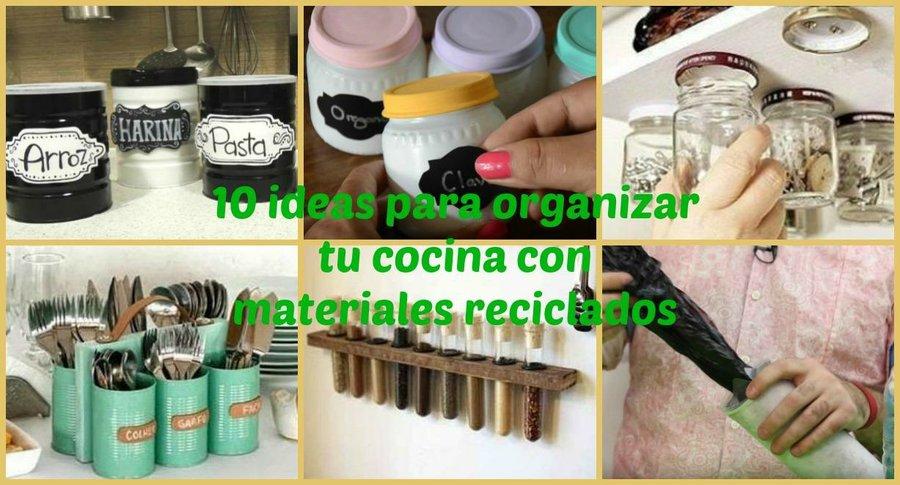 10 Ideas Para Organizar Tu Bano Con Materiales Reciclados Manualidades