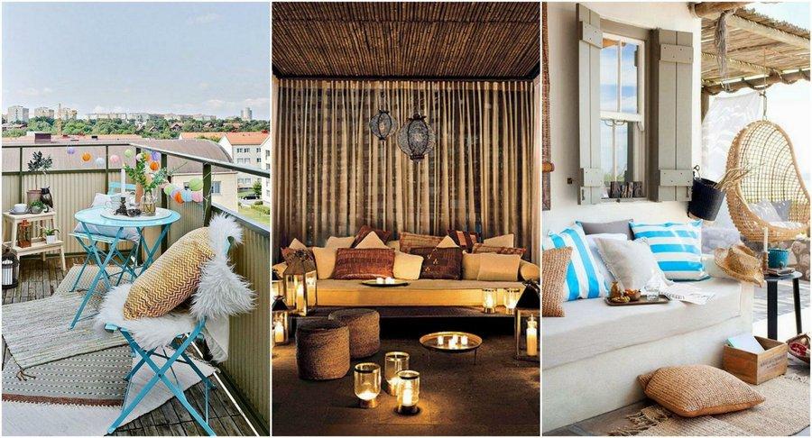 5 claves para decorar un balcn o una terraza pequea Decoracin