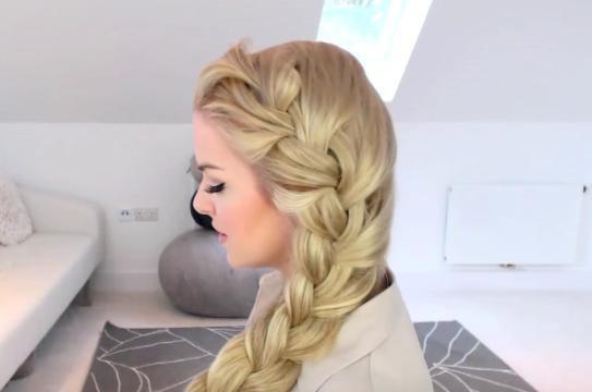 Tutorial Peinado De Elsa De Frozen Padres