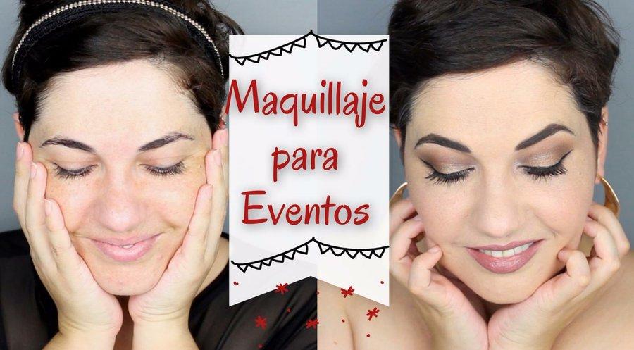 Maquillaje Para Eventos Paso A Paso Belleza - Maquillaje-para-eventos