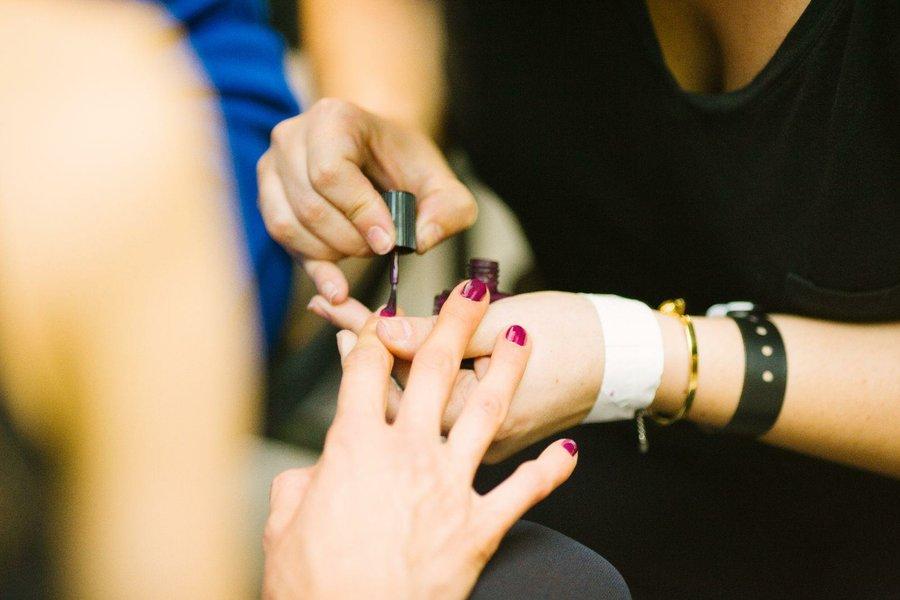 40 diseños de uñas cortas | Belleza