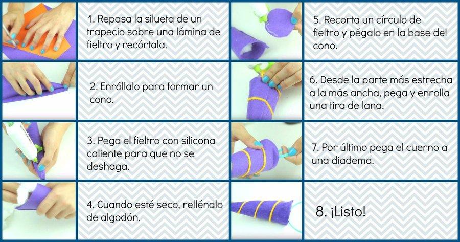 2 tocados de fantasía para disfraces infantiles | Manualidades