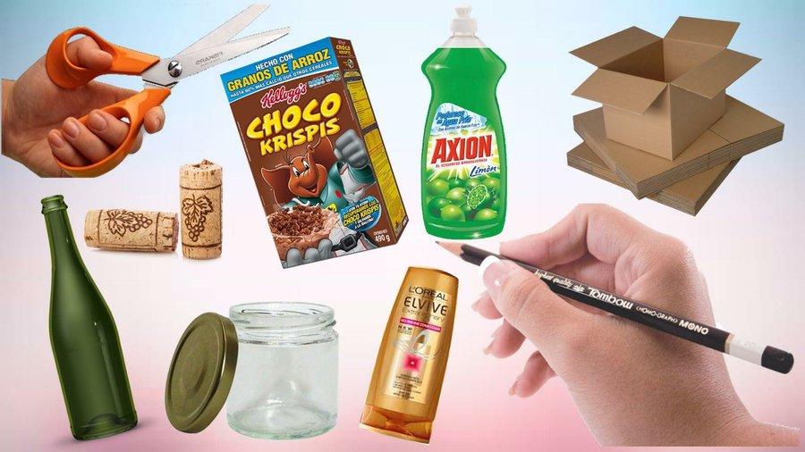 11 Manualidades Con Reciclaje Faciles Y Rapidas Que Tienes Que