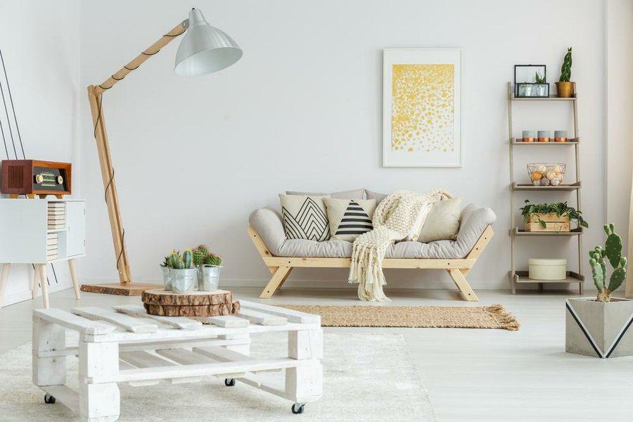 25 ideas para decorar tu casa ecol gicamente ecolog a - Decoracion reciclaje interiores ...