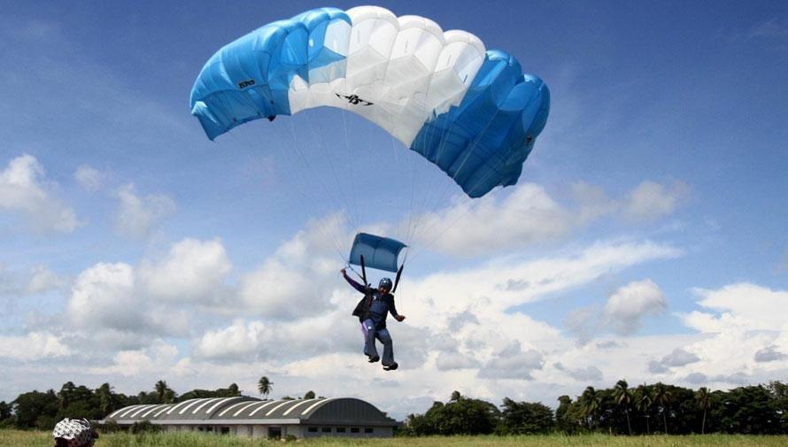 Razones para practicar paracaidismo (al menos una vez en tu vida ...