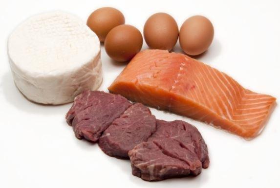 4 alimentos altos en prote na para la ganancia muscular - Masilla para madera casera ...