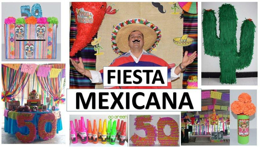 11 Manualidades Faciles Para Decorar Una Fiesta Mexicana Manualidades