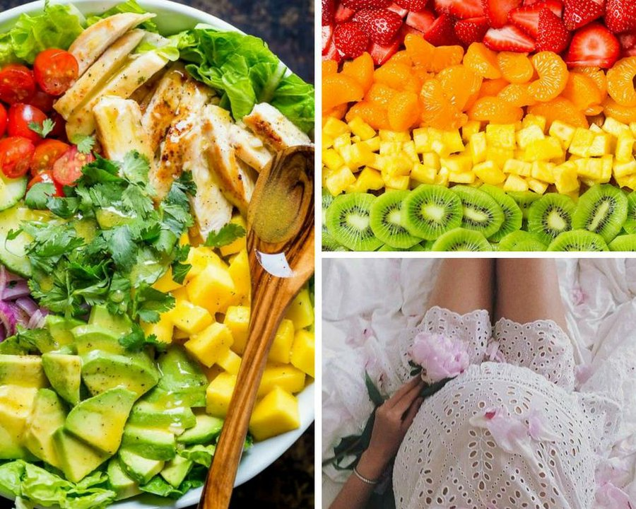 dieta saludable en embarazo