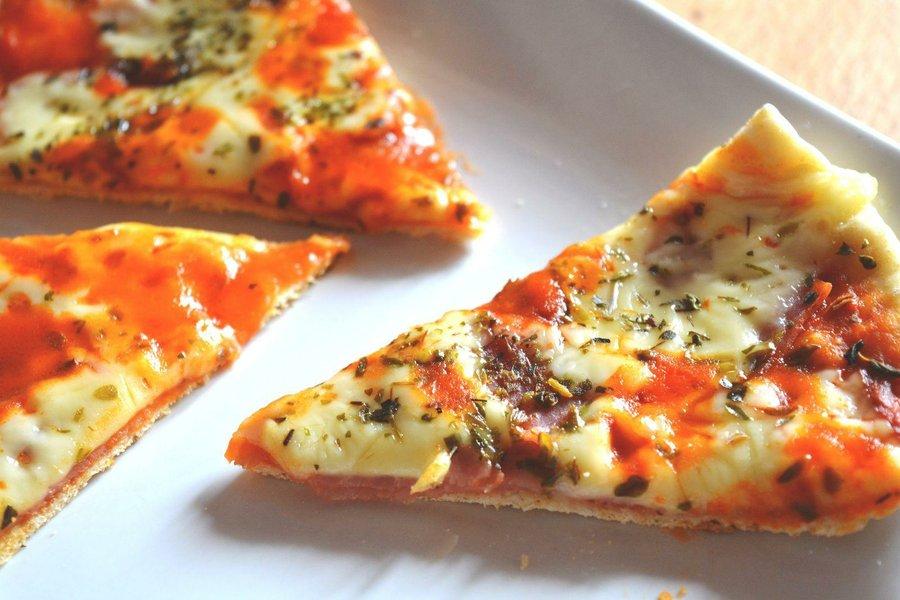 masa pizza integral sin levadura